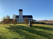 Ráðstefnan var haldin í Skálholti